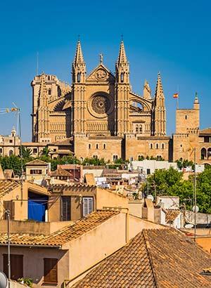 Excursies Mallorca: Palma de Mallorca