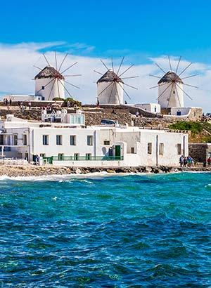 Mooiste Zuid-Egeïsche Eilanden: Mykonos