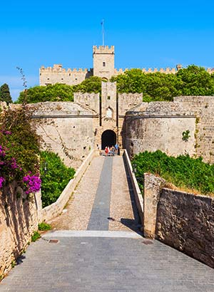 Mooiste Zuid-Egeïsche Eilanden: Rhodos