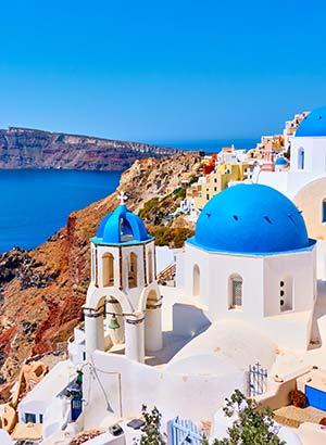 Mooiste Zuid-Egeïsche Eilanden: Santorini