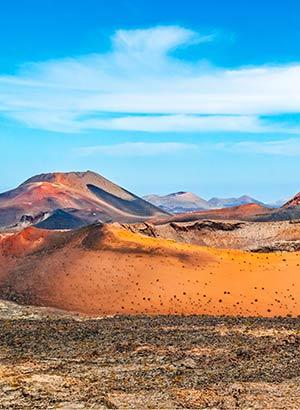 Vakantie Lanzarote tips: vulkanisch
