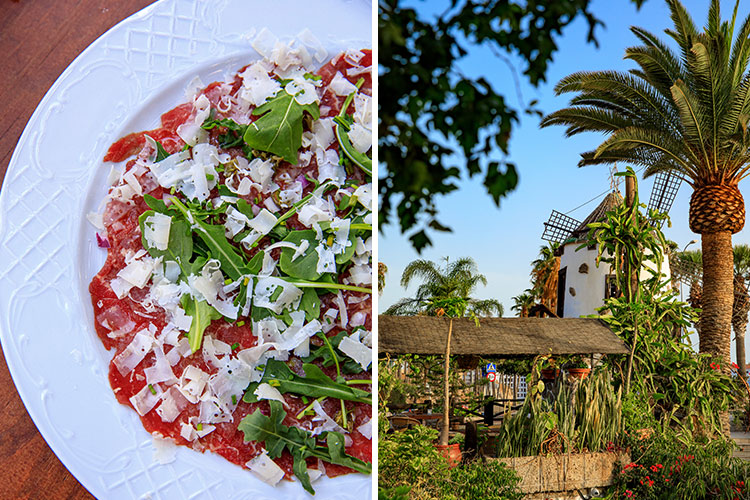 Leukste restaurants Tenerife: El Molino Blanco