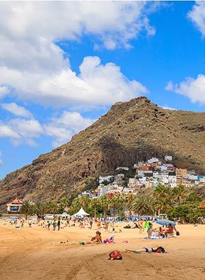 Vakantie Tenerife tips: reistijd