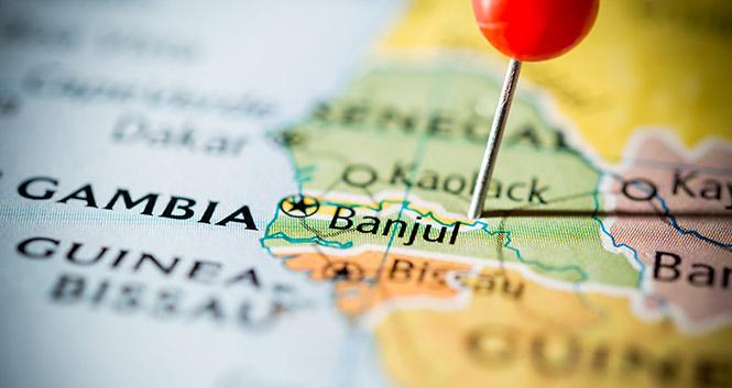 Noodtoestand Gambia