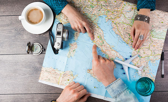 vakantiebestemming bepalen: social media of ervaringen vrienden?