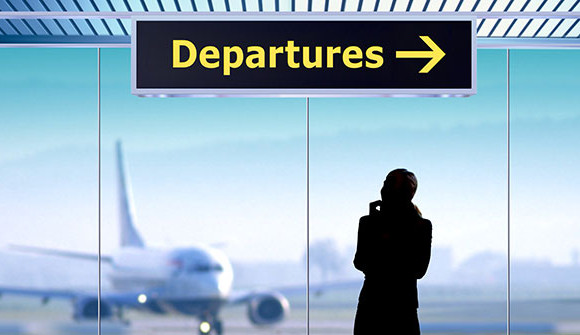 Populariteit luchthavens