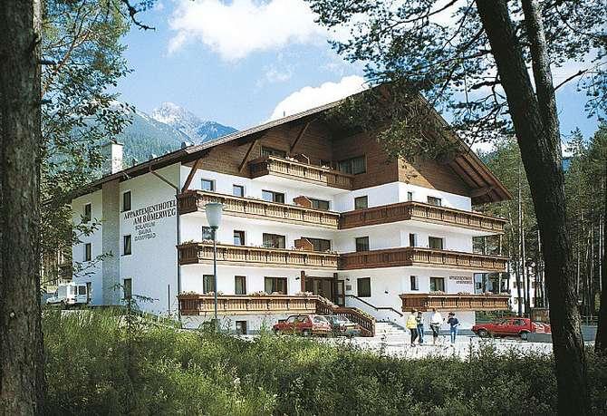 Appartementhaus am Römerweg Seefeld in Tirol