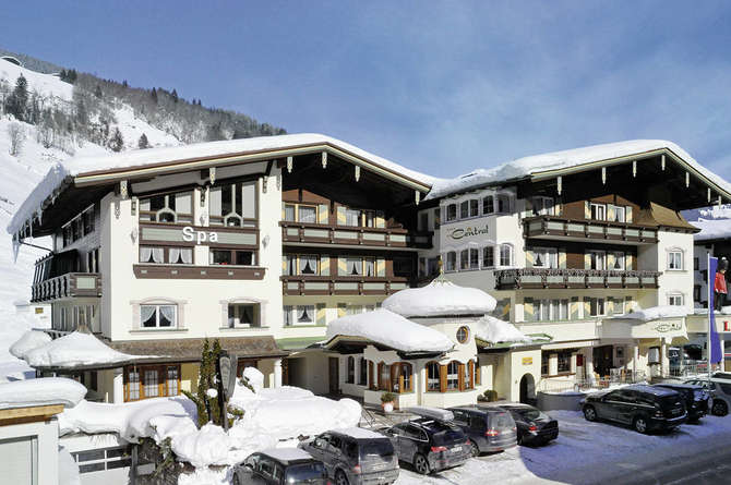 Hotel Central Gerlos