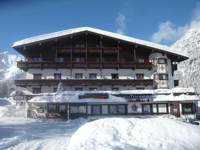 Hotel Karlwirt Pertisau