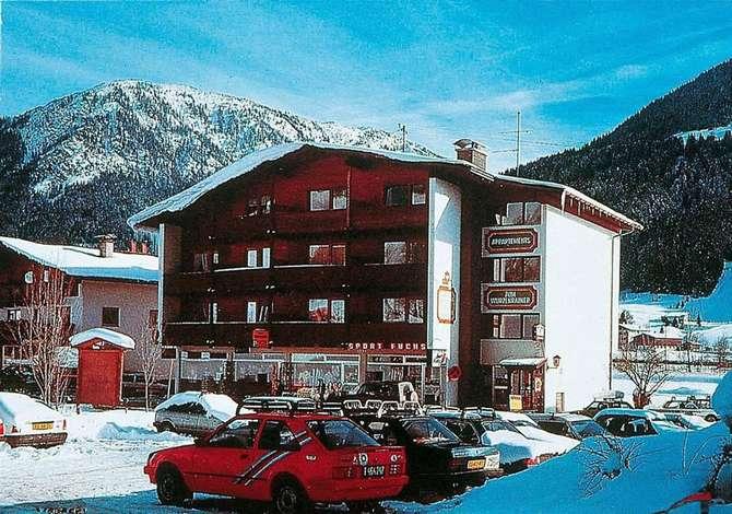 Appartementen Zum Wurzenrainer Brixen im Thale