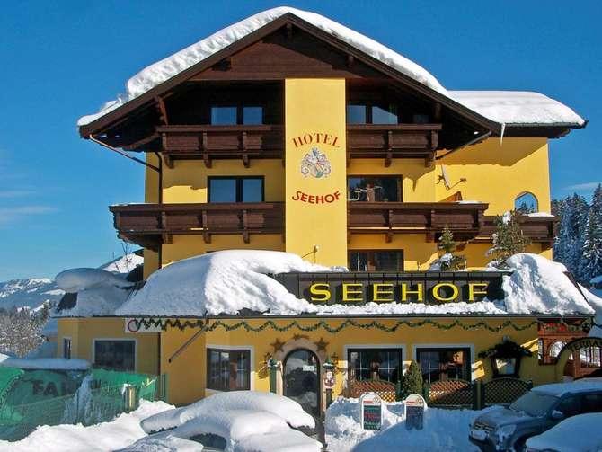 Hotel Seehof Kirchberg in Tirol