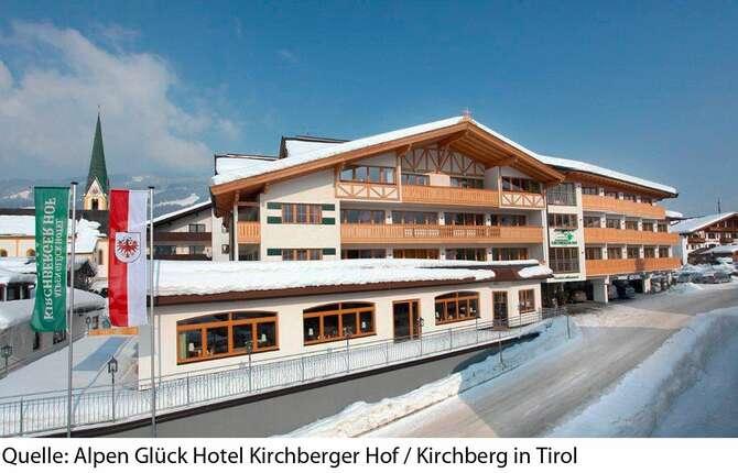 Hotel Kirchbergerhof Kirchberg in Tirol