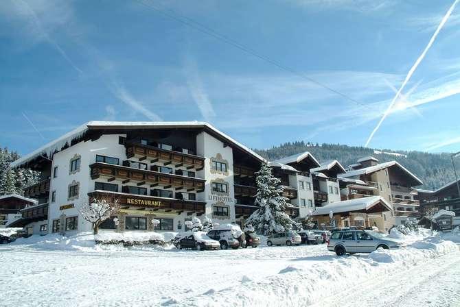 Lifthotel Aschaber Kirchberg in Tirol