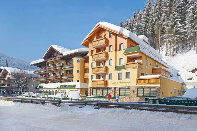 Hotel Bischofsmutze Filzmoos