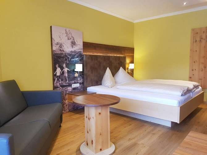 Hotel Garni Lärchenhof Lermoos