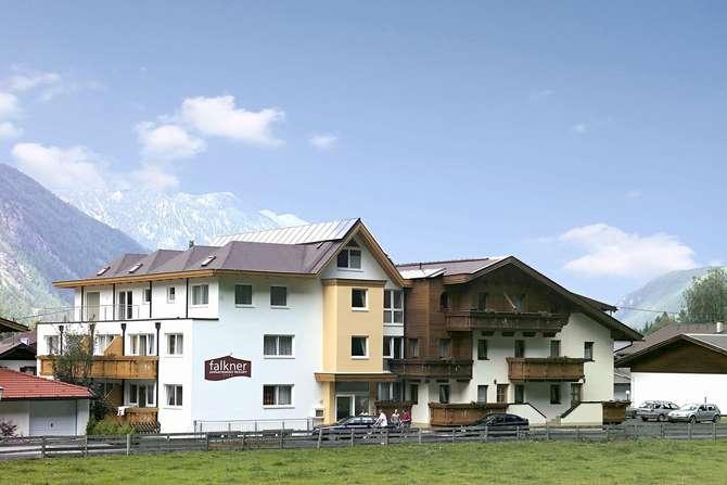 Falkner Appartement Resort Längenfeld