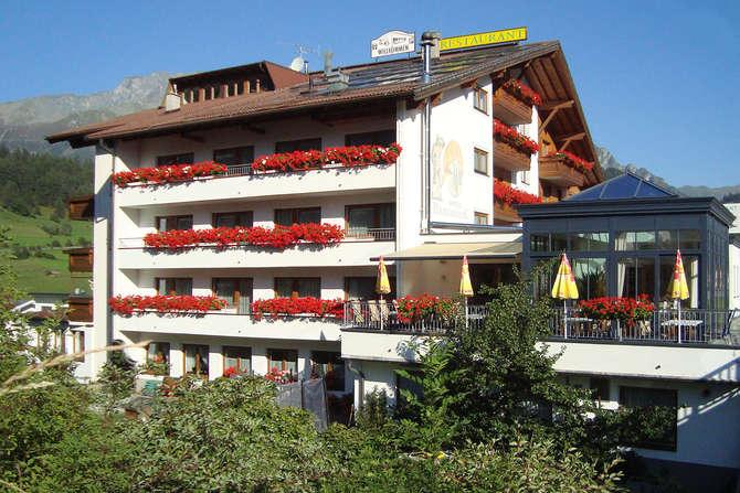 Hotel Bergblick Nauders