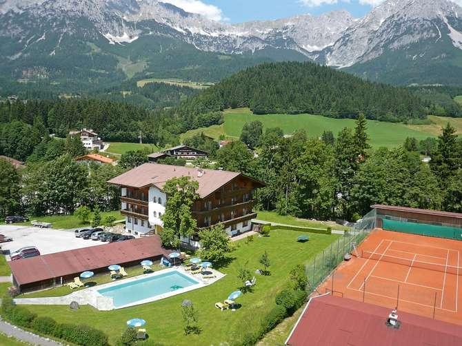 Hotel Waldhof Scheffau am Wilden Kaiser
