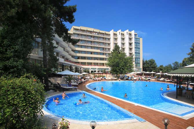 Edelweiss Hotel Golden Sands