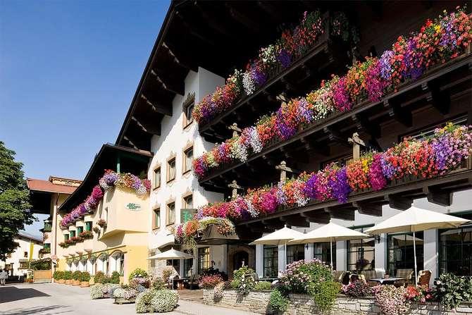 Hotel der Kirchenwirt Reith im Alpbachtal