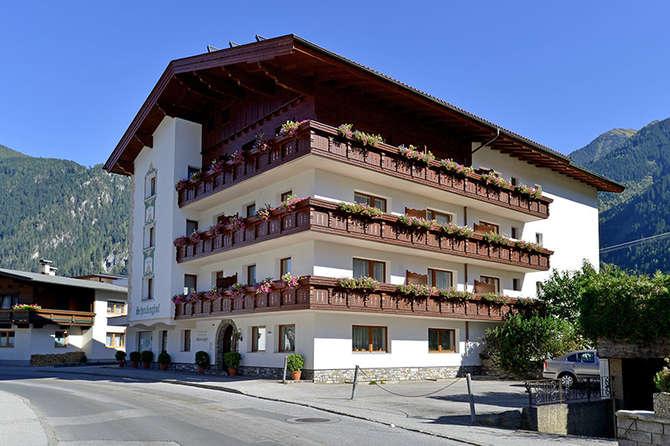 Pension Scheulinghof Mayrhofen