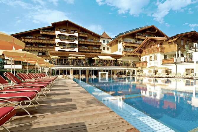 Aktiv & Spa Resort Alpenpark Seefeld in Tirol