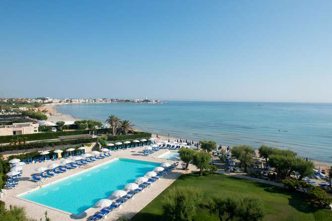 Hotel del Levante Torre Canne