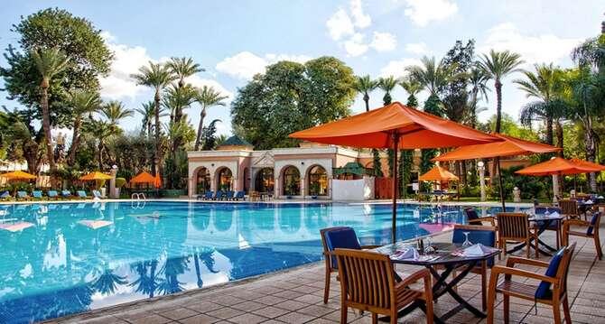 Royal Mirage Deluxe Hotel Marrakech
