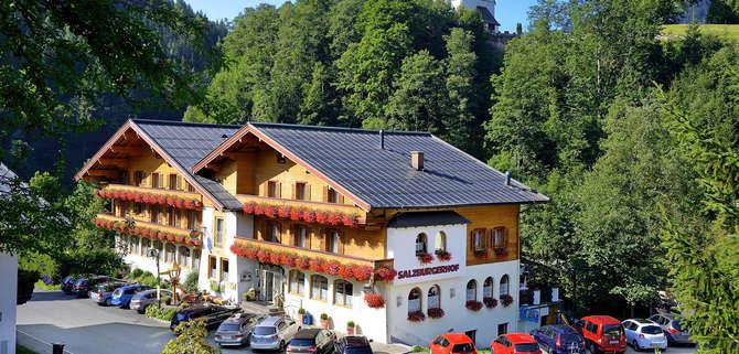 Hotel Salzburgerhof Dienten am Hochkönig