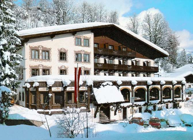 Hotel St. Georg Zell am See