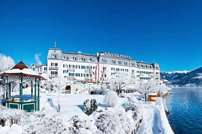 Grand Hotel Zell am See Zell am See