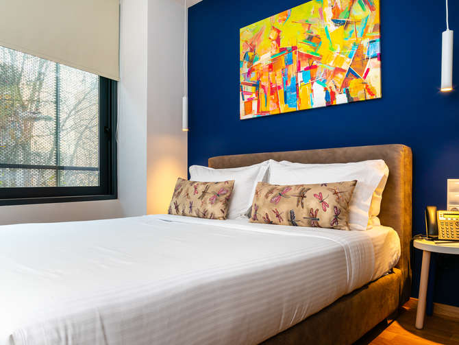 Acropolis Plaza Smart Hotel & Spa Athene