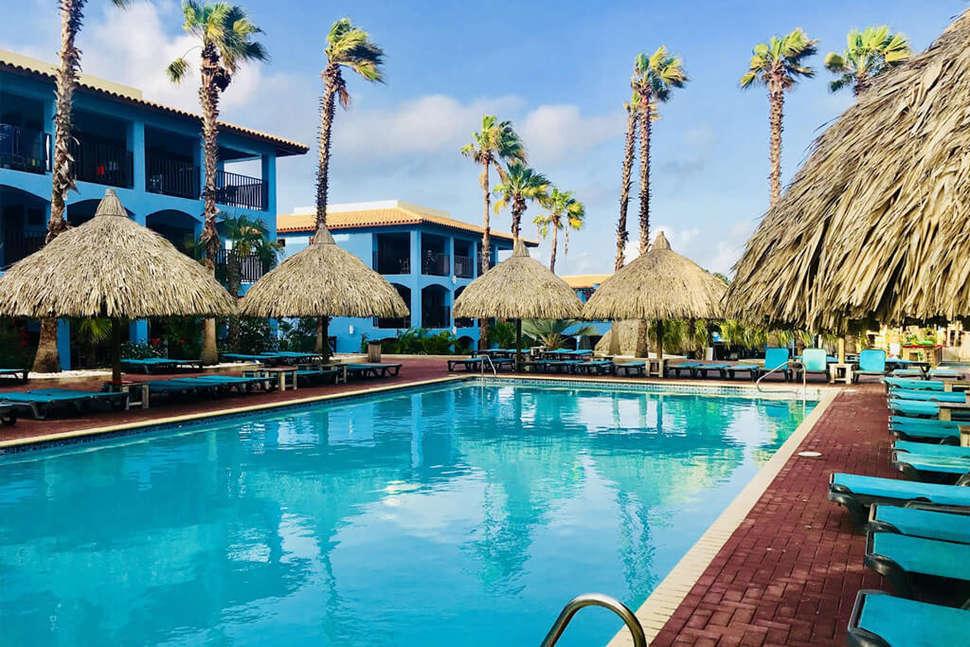 Kunuku Aqua Resort Curacao, 7 dagen
