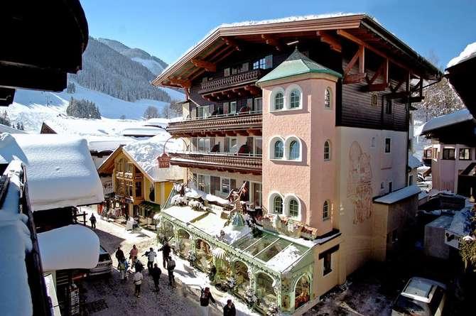 Hotel Bauer Saalbach