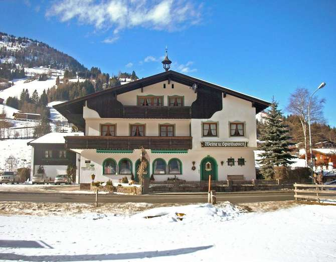 Appartementen Weinhof Kirchberg in Tirol