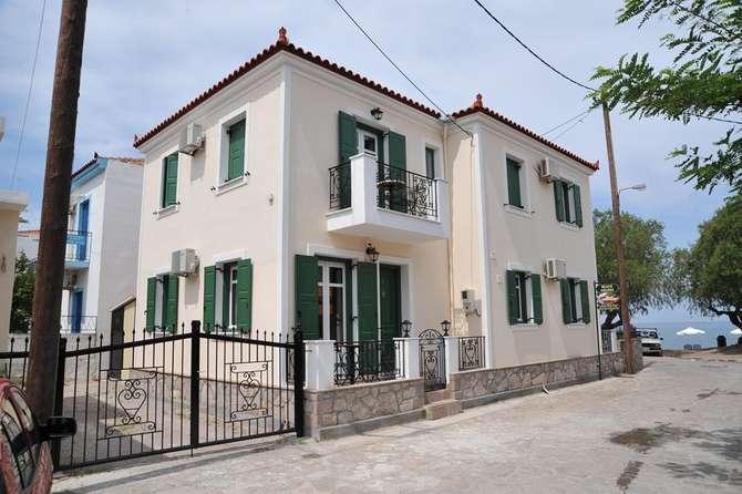 Appartementen Coastline Petra (Lesbos)