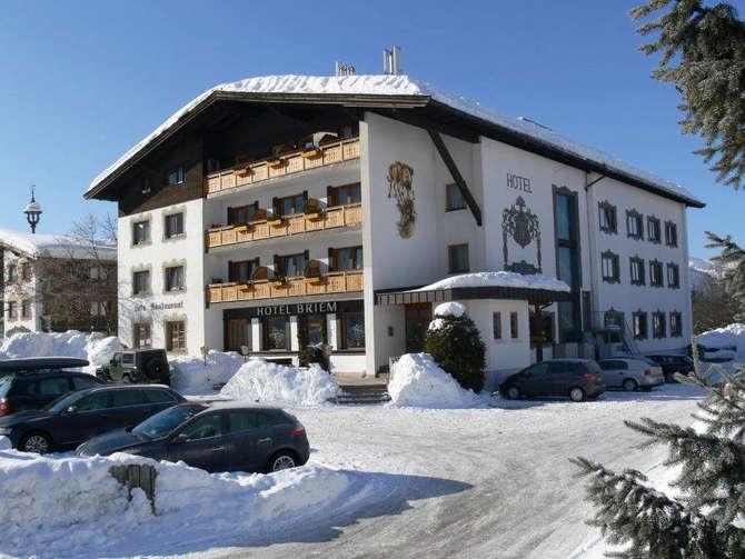 Hotel-Restaurant Briem Westendorf