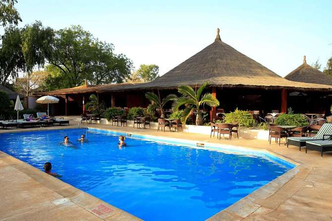 Le Saly Hotel Saly