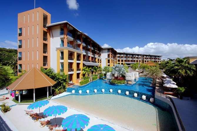 Rawai Palm Beach Resort, 9 dagen