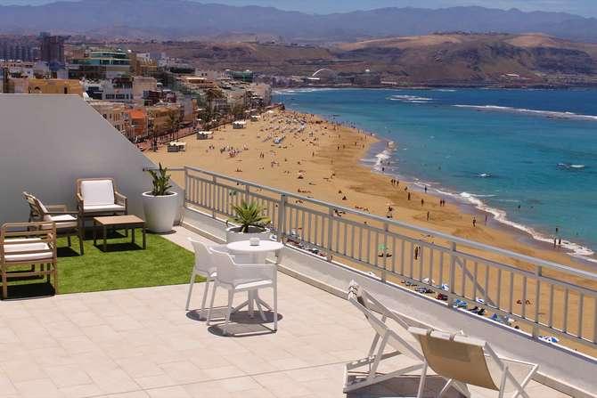 RK Luz Playa Suites Las Palmas de Gran Canaria