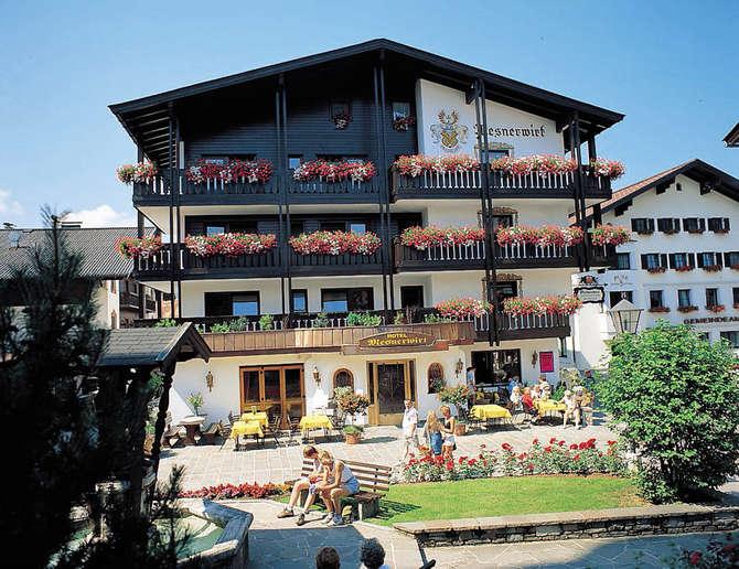 Hotel Mesnerwirt Westendorf