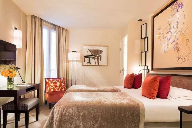 Hotel Balmoral Paris Parijs