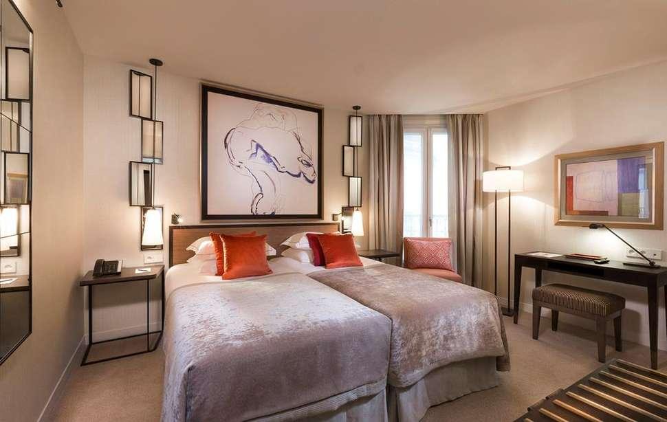Hotel Balmoral Parijs