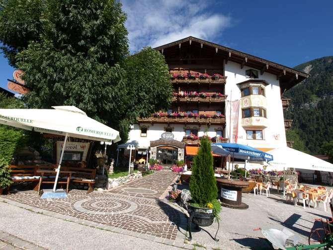 Gasthof Hotel Tyrol Pertisau