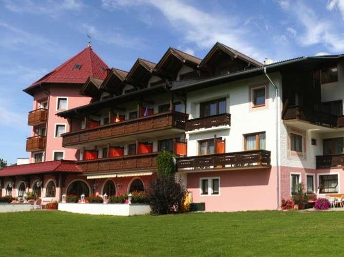 Hotel Moserhof Breitenwang