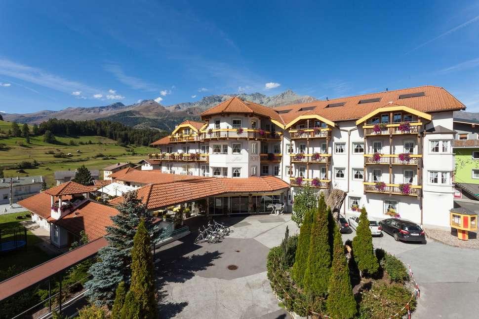Hotel Post & Via Claudia