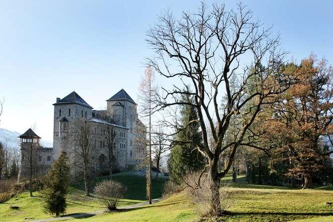Appartementen Schloss Fischhorn Bruck an der Grossglocknerstrasse