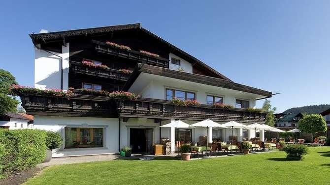 Hotel Bergland Seefeld in Tirol