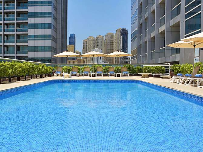 Armada BlueBay Jumeirah Lakes Towers Dubai