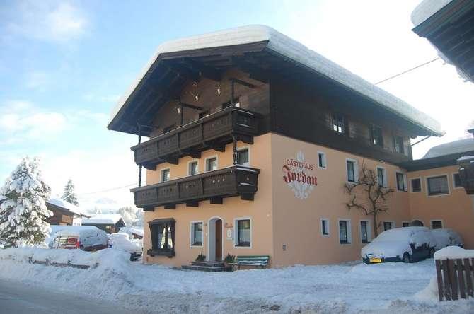 Gastehaus Jordan Kirchberg in Tirol